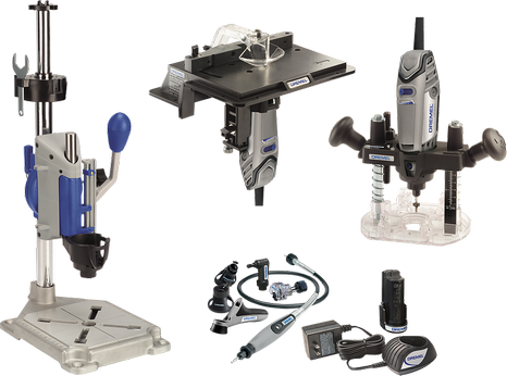 Rotary Attachments
